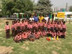 Gejha Primary 1