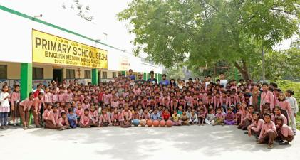 Gejha Primary group